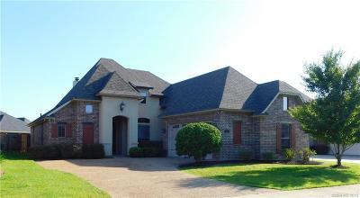 Bossier City Single Family Home For Sale: 421 Fair Oaks Street