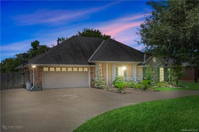 Bossier City Single Family Home For Sale: 2412 Brownlee Road