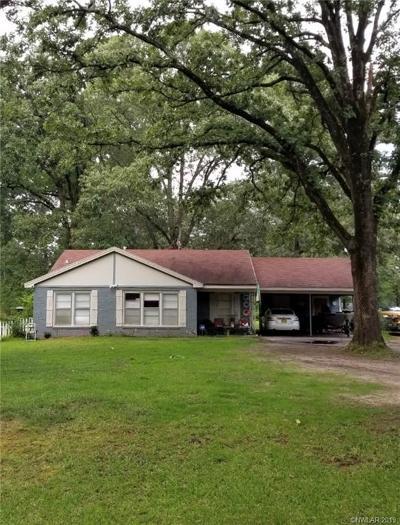 Shreveport Single Family Home For Sale: 3073 Gorton Road