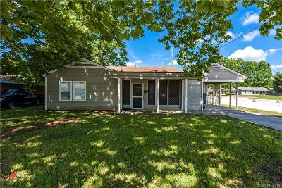 Bossier City Single Family Home For Sale: 1117 Clarence Street