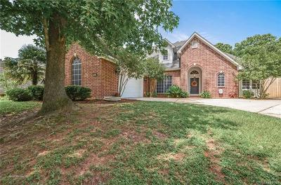 Haughton Single Family Home For Sale: 143 Dogwood South Lane