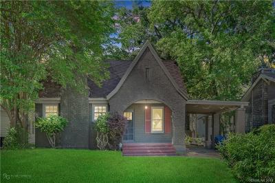 Shreveport Single Family Home For Sale: 744 Rutherford Street