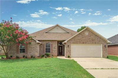 Bossier City Single Family Home For Sale: 212 Avondale Lane