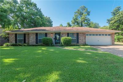 Bossier City Single Family Home For Sale: 1314 Fox Street