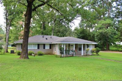 Minden Single Family Home For Sale: 406 E Todd Street
