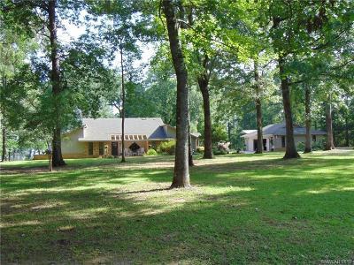 Benton Single Family Home For Sale: 342 Merritt Road
