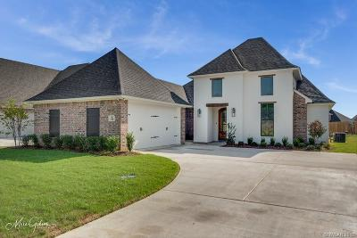Benton Single Family Home For Sale: 198 Jamestowne Boulevard