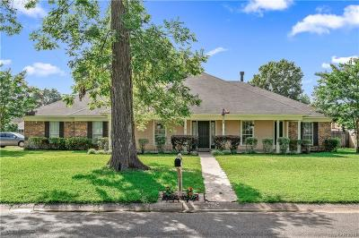Bossier City Single Family Home For Sale: 2201 Surrey Lane