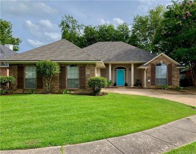 Bossier City Single Family Home For Sale: 5902 Summerville Lane