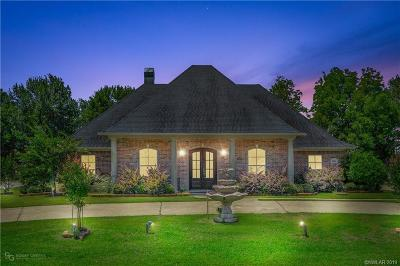 Bossier City Single Family Home For Sale: 926 Blair Crossing