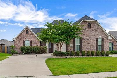 Bossier City Single Family Home For Sale: 5317 Barberry Lane