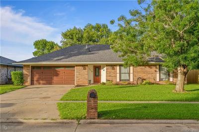 Bossier City Single Family Home For Sale: 5215 Foxglove Drive