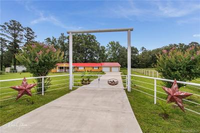 Keithville Single Family Home For Sale: 1091 Chipper Lane
