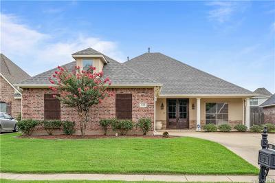 Bossier City Single Family Home For Sale: 513 Chinquipin Drive