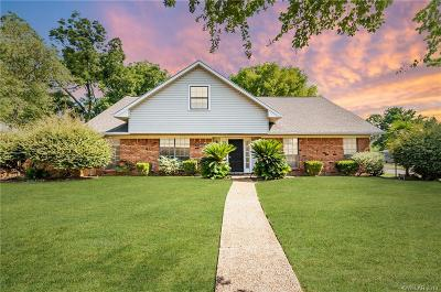 Town South Estates Single Family Home For Sale: 502 S Dresden Court