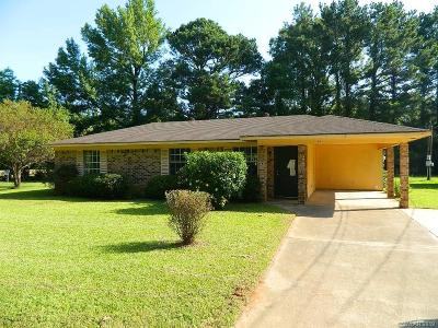 Haughton Single Family Home For Sale: 514 Camp Zion Road