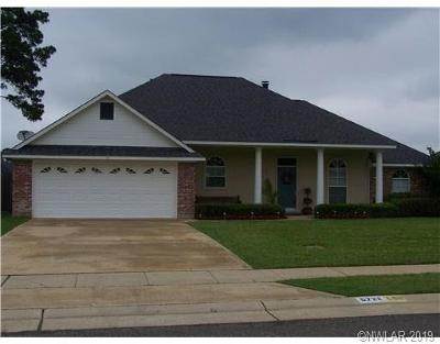 New Castle Single Family Home For Sale: 5722 Ferrell Drive