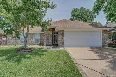 Bossier City Single Family Home For Sale: 2120 Middle Creek Boulevard