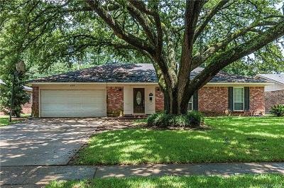 Broadmoor Terrace Single Family Home For Sale: 6149 Lovers Lane