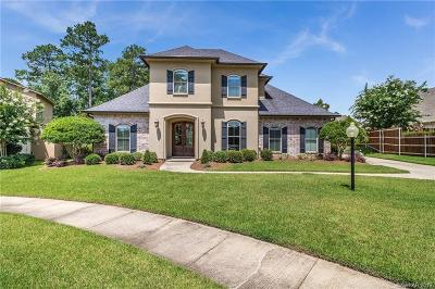 St. Charles, St. Charles Place Single Family Home For Sale: 1006 Toledano Circle