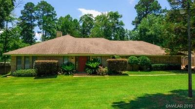 Keithville LA Single Family Home For Sale: $279,900