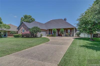 Bossier City Single Family Home For Sale: 409 Glen Haven Court