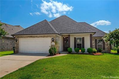 Bossier City Single Family Home For Sale: 6106 Pampus Lane