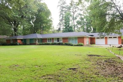 Shreveport Single Family Home For Sale: 6204 Time Place