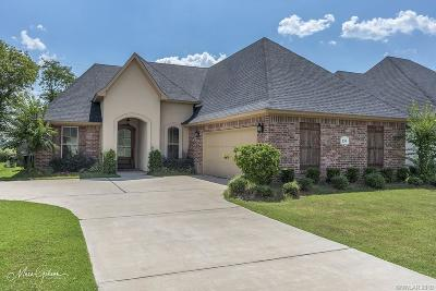 Benton Single Family Home For Sale: 153 Jamestowne