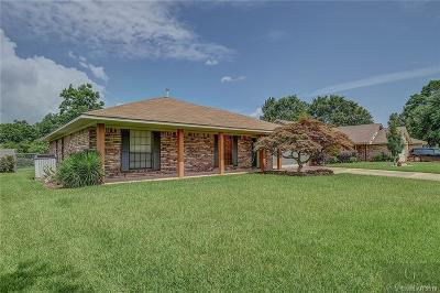 Bossier City Single Family Home For Sale: 2403 Brookside Drive