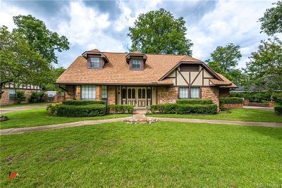 Bossier City Single Family Home For Sale: 5431 Highgate Hill