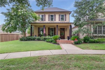 Caddo Parish Single Family Home For Sale: 2020 Bridgewater