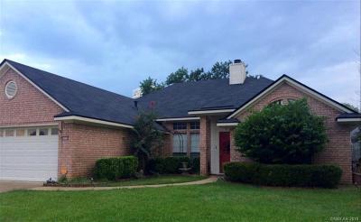 Bossier City Single Family Home For Sale: 6016 Sandalwood Drive