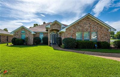 Bossier City Single Family Home For Sale: 5531 Lake Side Drive