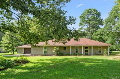 Greenwood Single Family Home For Sale: 8350 Bea Lane