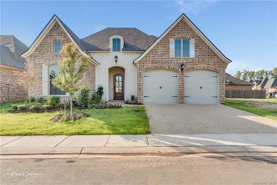 Bossier City Single Family Home For Sale: 411 Stacey Lane