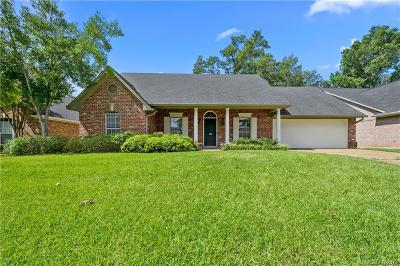 Benton Single Family Home For Sale: 115 Hanging Moss