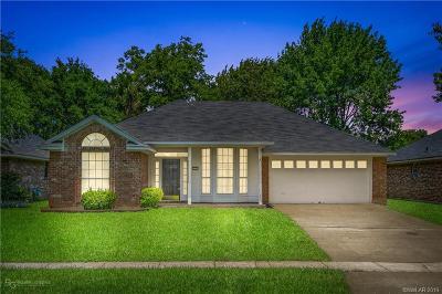 Bossier City Single Family Home For Sale: 5311 Honeysuckle Lane