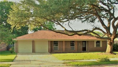 Town South Estates Single Family Home For Sale: 324 Galway Drive