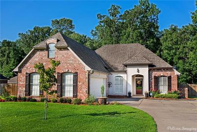 Haughton Single Family Home For Sale: 1764 Turning Leaf Trail