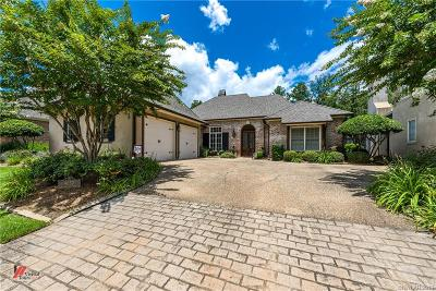 Shreveport Single Family Home For Sale: 9030 Wisterian Way