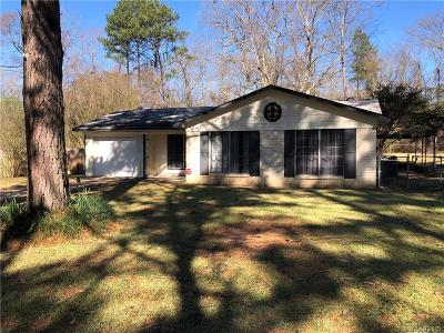 Shreveport Single Family Home For Sale: 6290 Carroll Circle