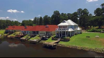 Shreveport Single Family Home For Sale: 5860 S Lakeshore Drive #23/#24
