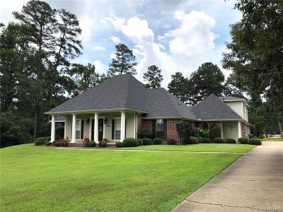 Shreveport Single Family Home For Sale: 6285 Sand Hill