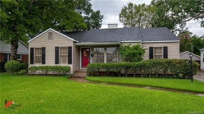 Shreveport Single Family Home For Sale: 433 Elmwood Street