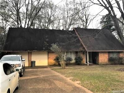 Shreveport Single Family Home For Sale: 2011 Crabapple Drive
