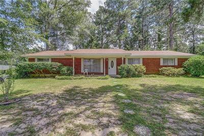 Minden Single Family Home For Sale: 312 Britt Street