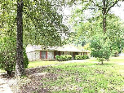 Shreveport Single Family Home For Sale: 4579 Kent Road