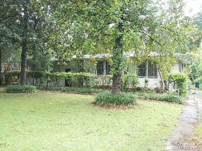 Shreveport Single Family Home For Sale: 4018 Curtis Lane