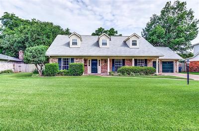 Shreveport Single Family Home For Sale: 115 Tiffin Court